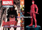 Marvel Fact Files Daredevil Special With Figurine Eaglemoss